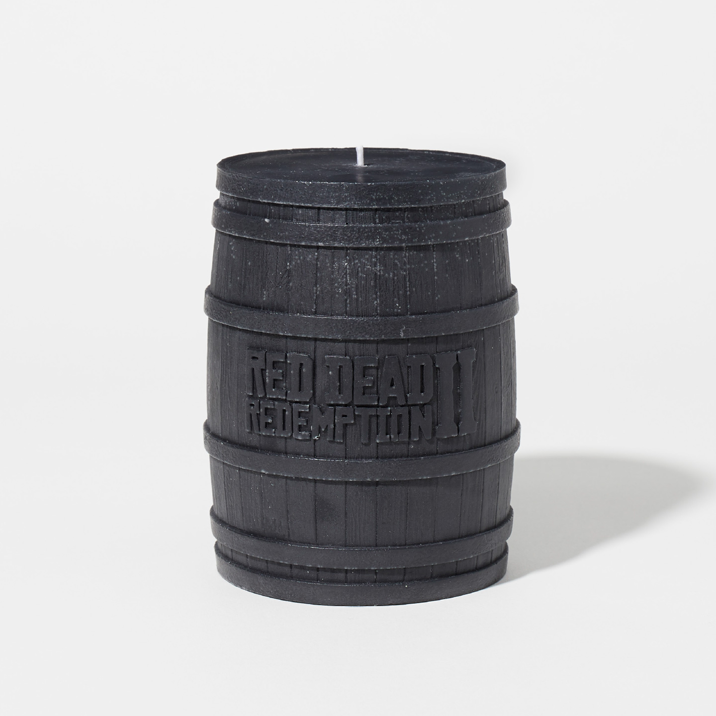 Red Dead Redemption 2 Barrel Candle by Joya