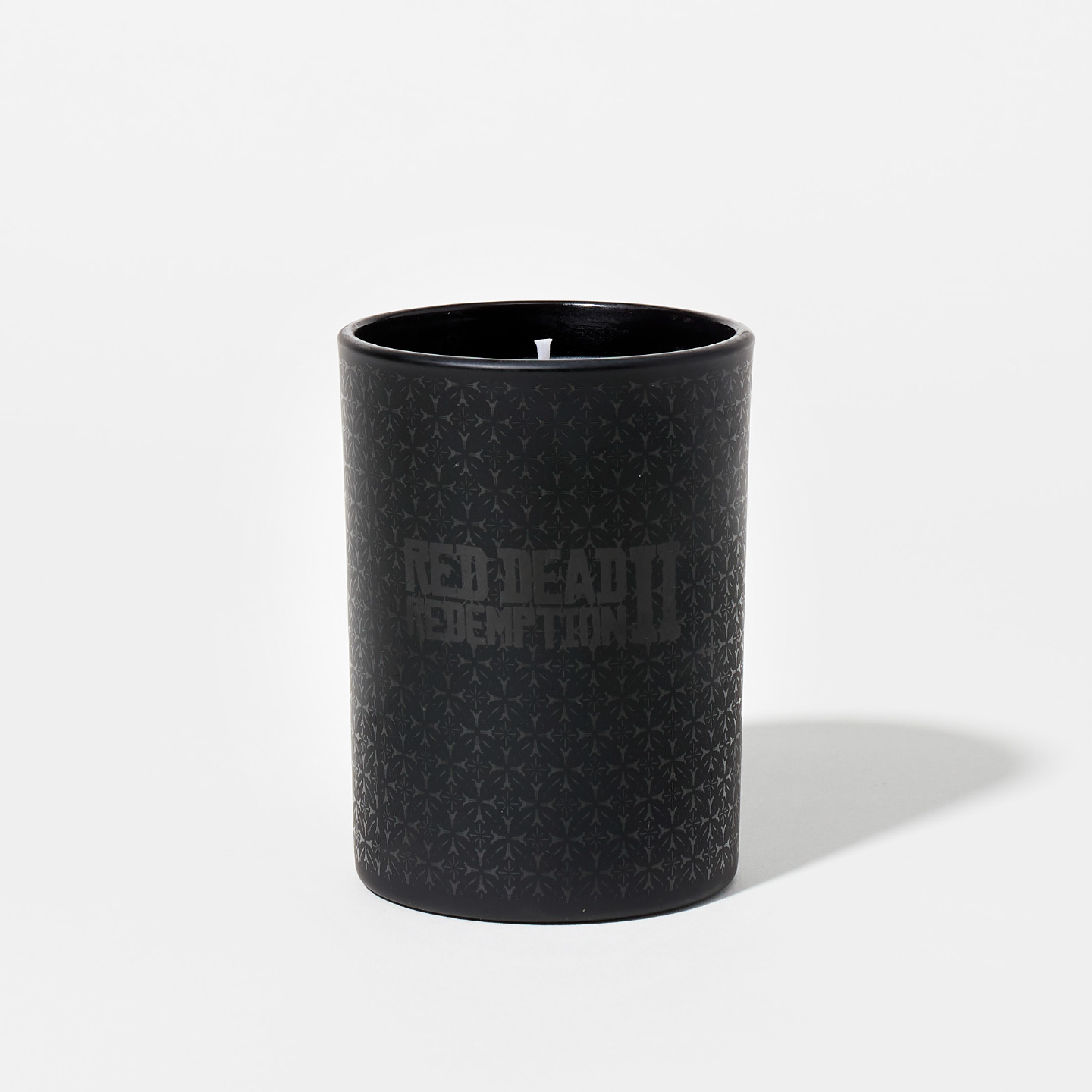 Red Dead Redemption 2 Glass Candle by Joya