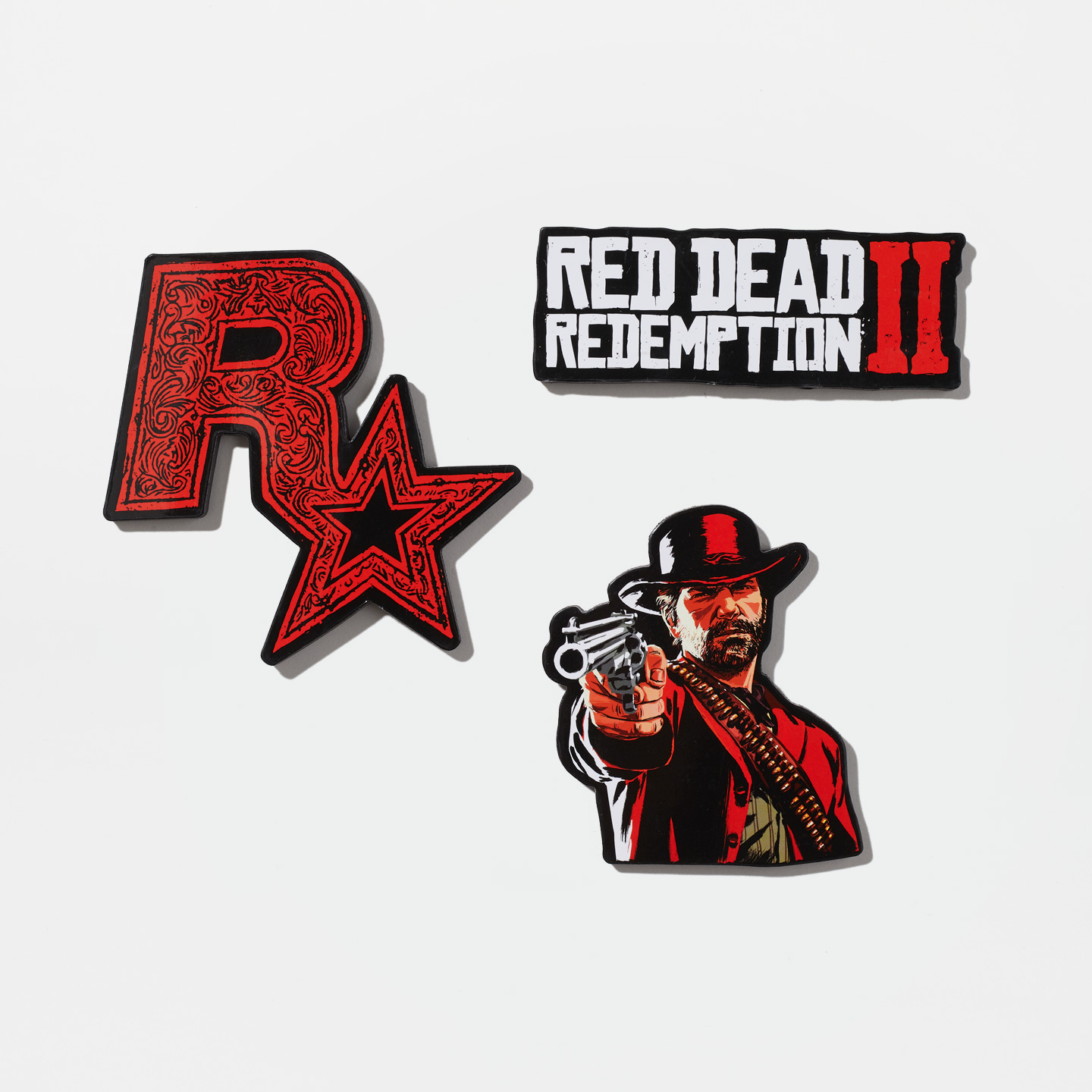 Red Dead Redemption 2 Magnet Set