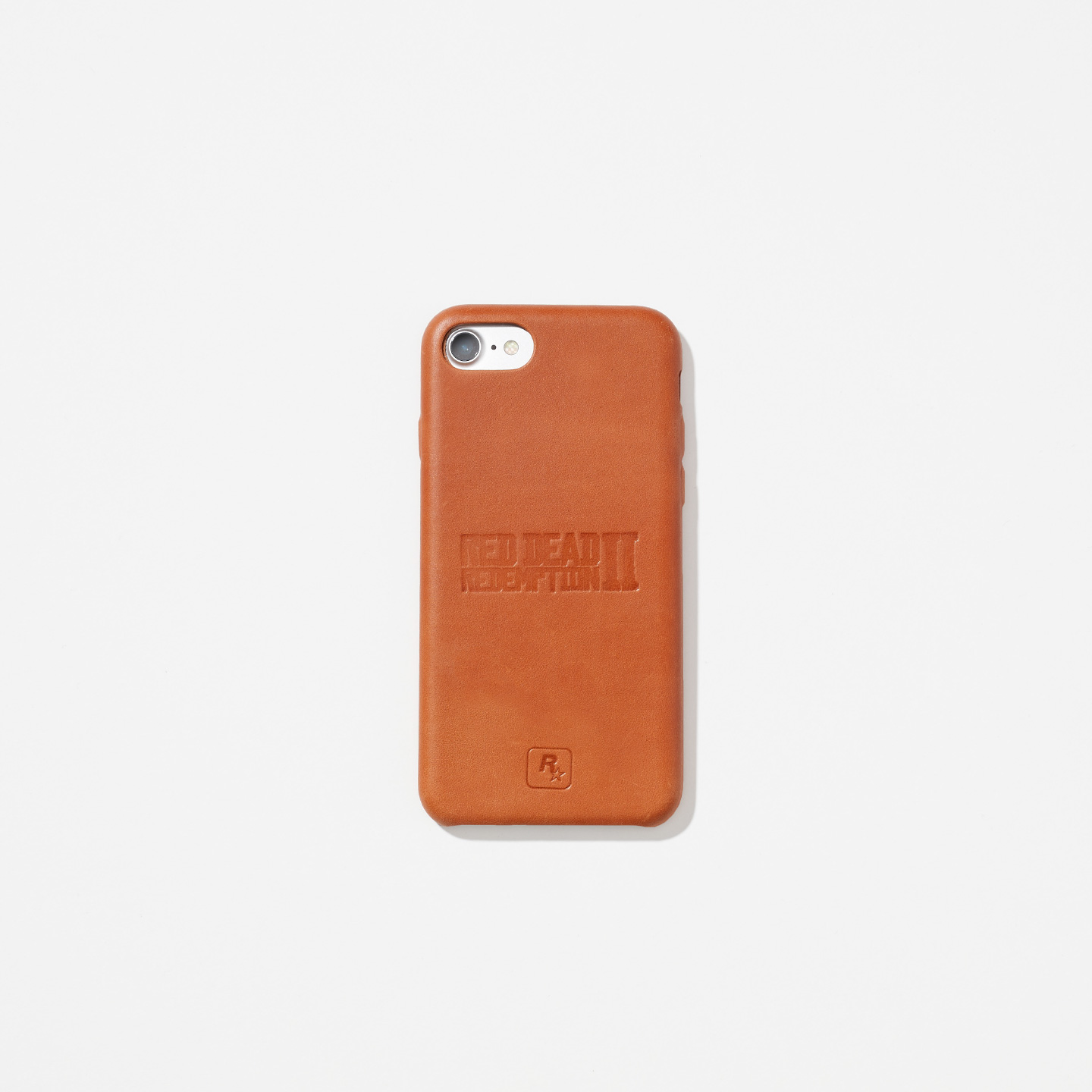Red Dead Redemption 2 Leather iPhone Case
