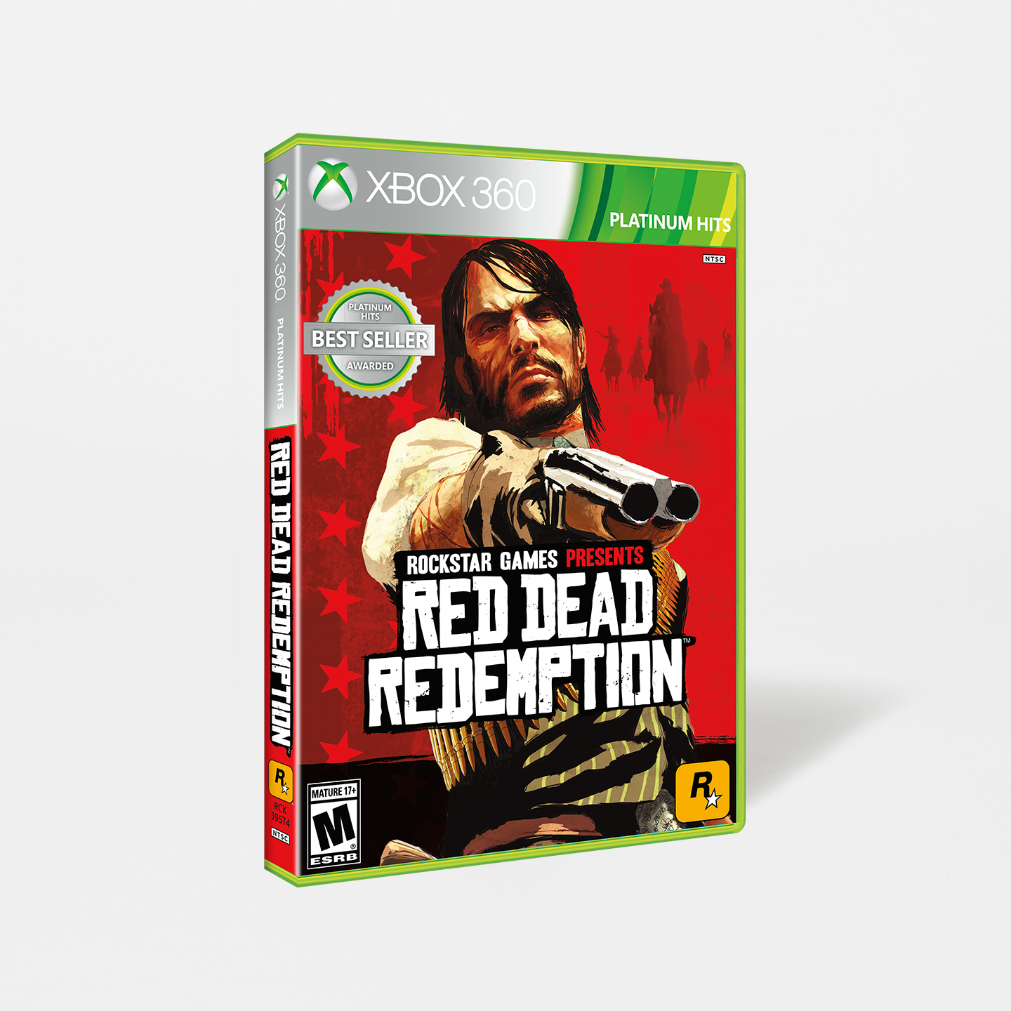 Red Dead Redemption (Xbox 360®, Xbox One)