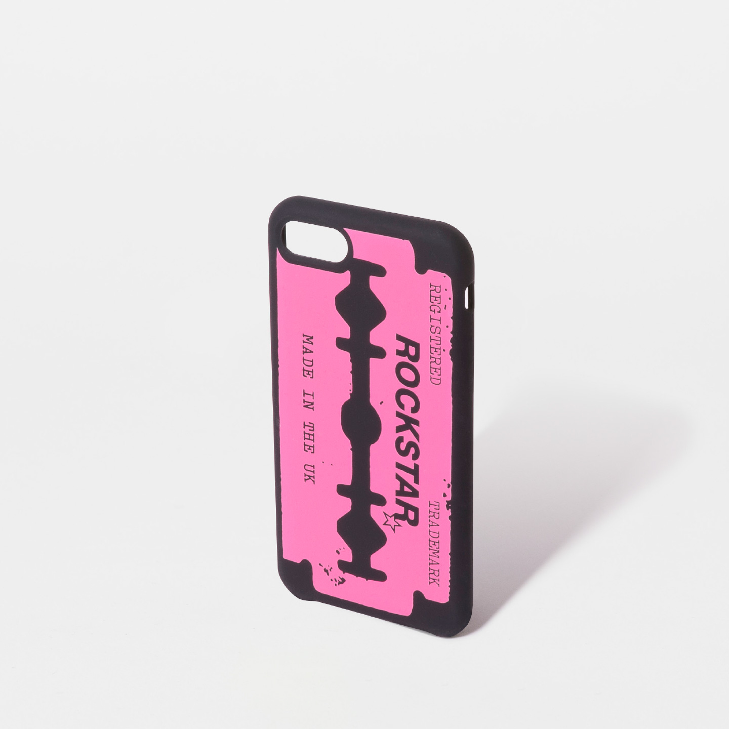 Rockstar Razor iPhone Case