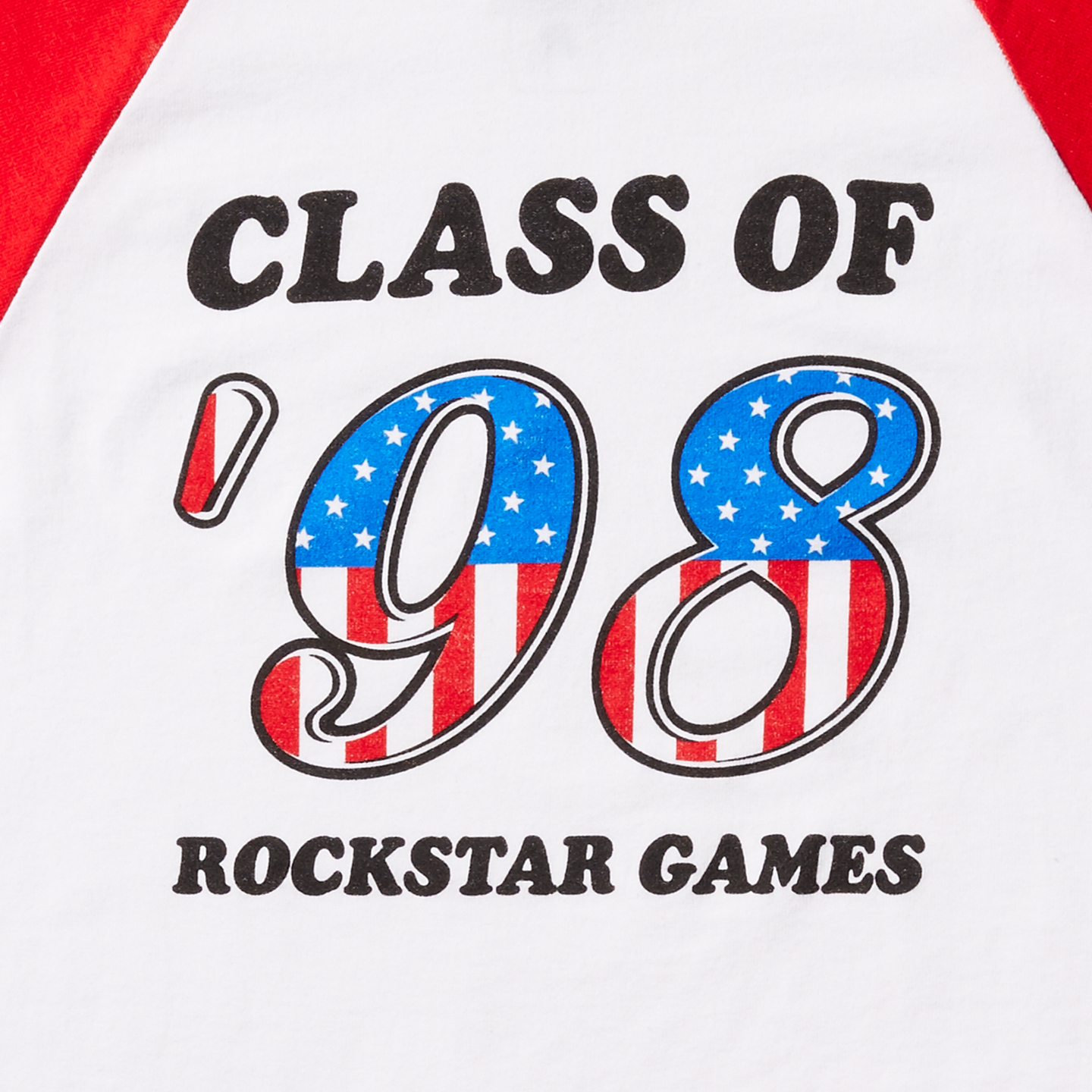 Red Class of '98 Tee