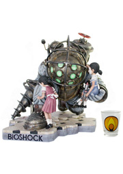BioShock Big Daddy Statue
