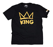 NBA 2K19 King Black T-Shirt