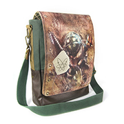 Bioshock Big Daddy Messenger Bag
