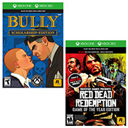 Bully & Red Dead Redemption Bundle (Xbox 360®)
