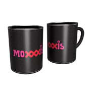 Borderlands 3 Moxxi Steel Mug