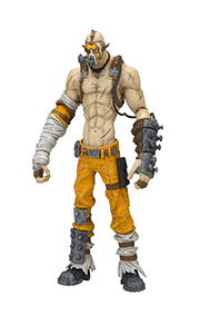MCFARLANE TOYS KRIEG 7 INCH ACTION FIGURE
