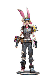 MCFARLANE TOYS TINY TINA 7 INCH ACTION FIGURE