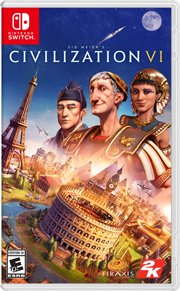 Sid Meier's Civilization® VI  (Nintendo Switch)