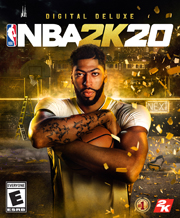 NBA 2K20 DIGITAL DELUXE EDITION