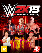 WWE 2K19 Wooooo! Edition Pack!