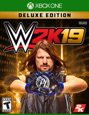 WWE 2K19 Deluxe Edition