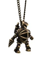 Big Daddy Pendant by RockLove
