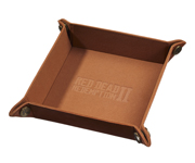 Red Dead Redemption Leather Valet Tray
