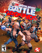 WWE 2K Battlegrounds Digital Deluxe Edition