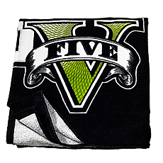 GTAV Beach Towel