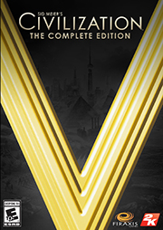 Sid Meier's Civilization® V: The Complete Edition (Brazil)