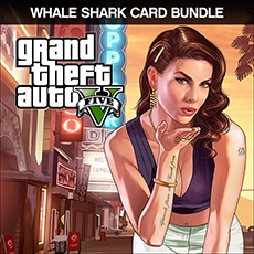 Grand Theft Auto V and Whale Shark Cash Card Bundle (PC)