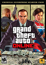 Grand Theft Auto Online: Criminal Enterprise Starter Pack
