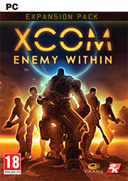 XCOM: Enemy Within Expansion Pack