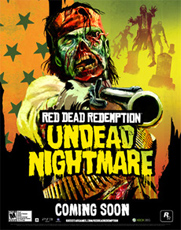 Red Dead Redemption: Undead Nightmare - Poster