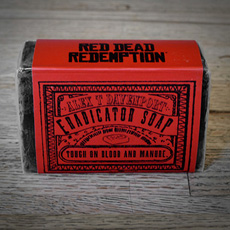Red Dead Redemption Eradicator Soap