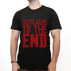 Red Dead Redemption Outlaws To The End Tee