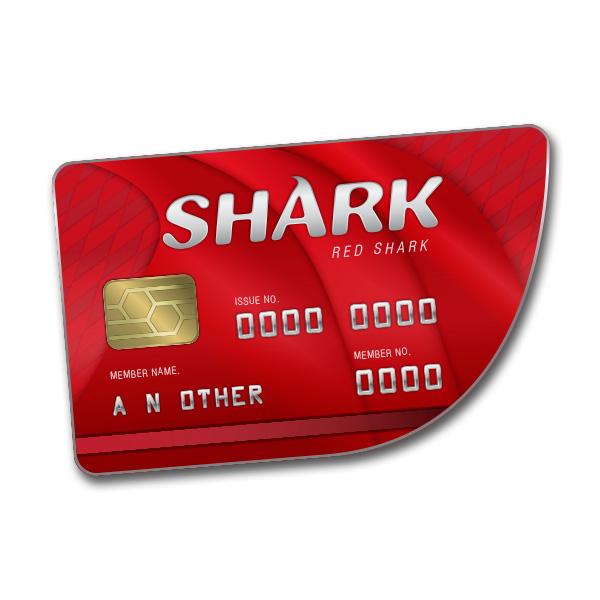gta v ps4 whale shark card