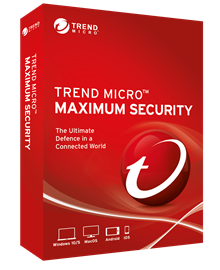 Trend Micro Maximum Security 2021, 3 Device