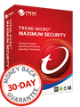 Trend Micro Maximum Security 2018, 3 Device 12 Month with Auto-Renew