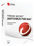 Trend Micro Antivirus for Mac 2020, 2 Device 12 Month with Auto-Renew