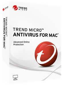Trend Micro Antivirus for Mac 2021, 1 Device