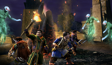 The Lord of the Rings Online™: Footman's Skirmish Pack