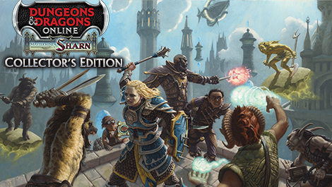 Dungeons & Dragons Online ®: Masterminds of Sharn™ - Collector's Edition