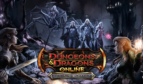 "Dungeons and Dragons Online™:  ""Bedrohung durch das Unterreich""™ Basisversion - Digitaler Download"