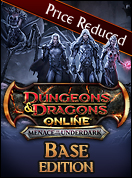 Dungeons & Dragons Online™: Menace of the Underdark™ Base Edition - Digital Download
