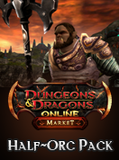 Dungeons & Dragons Online™: Half-Orc Pack - Digital Download
