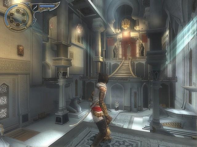 Добавил. Игры 3D. Принц Персии - Два трона (Prince of Persia - T…