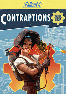 Fallout 4 - Contraptions Workshop (DLC)