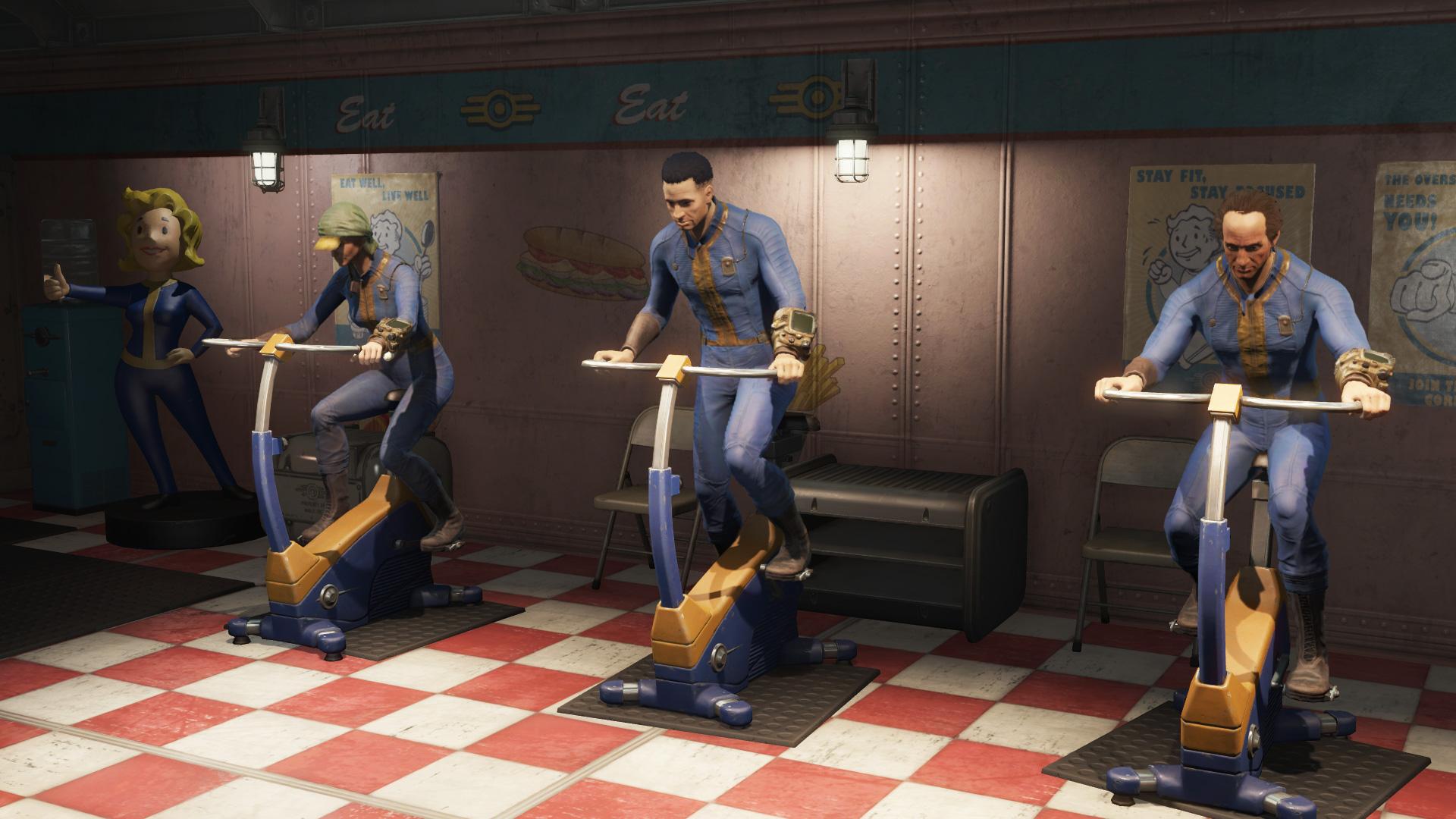 Bethesda Softworks LLC  Online Store - Fallout 4 - Vault-Tec