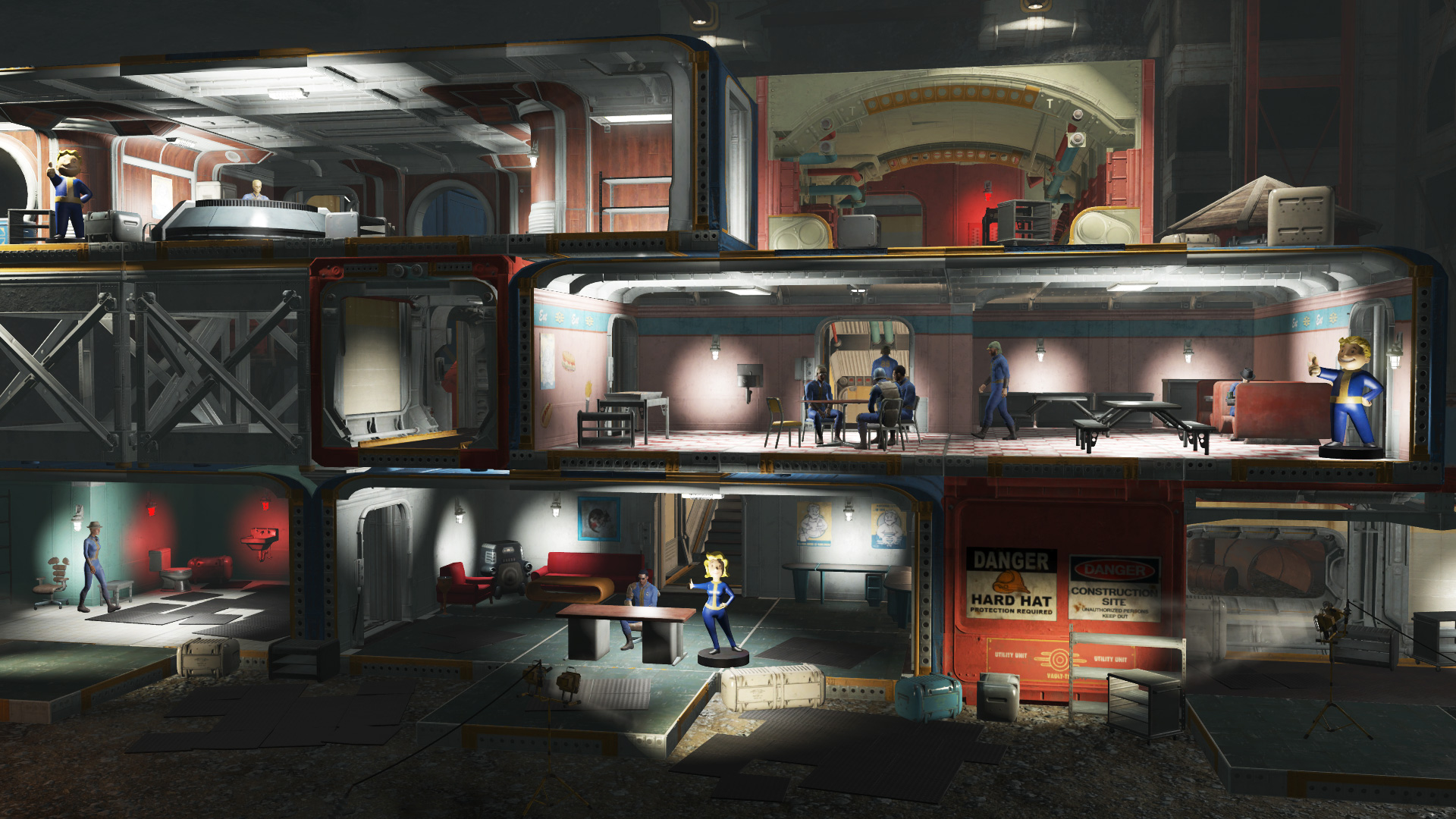 Bethesda Softworks LLC  Online Store - Fallout 4 - Vault-Tec