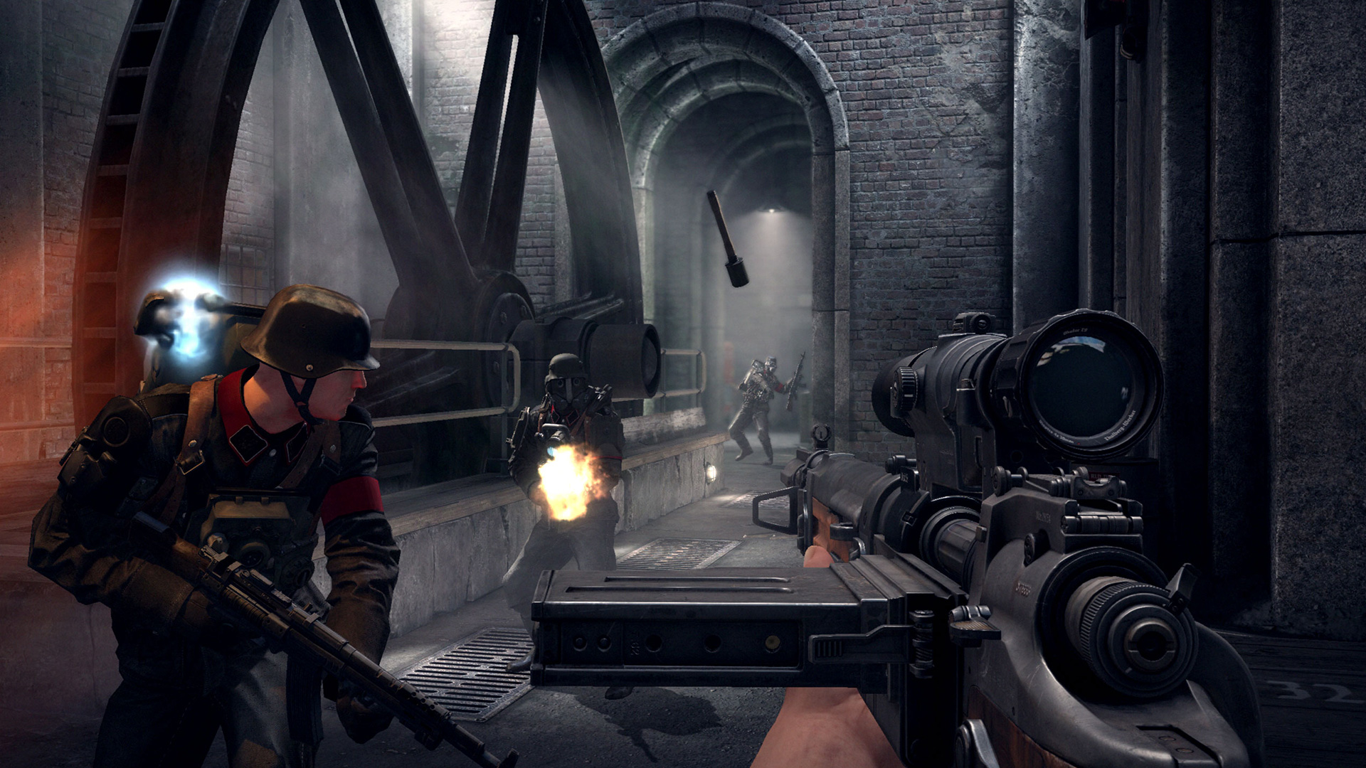 Bethesda Softworks LLC  Online Store - Wolfenstein: The Old Blood