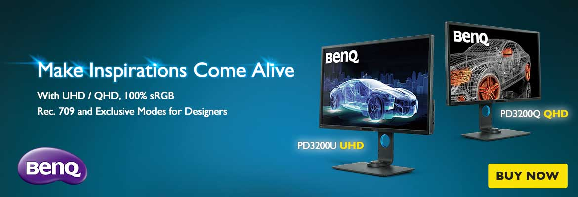 BenQ PD3200U LED Monitor