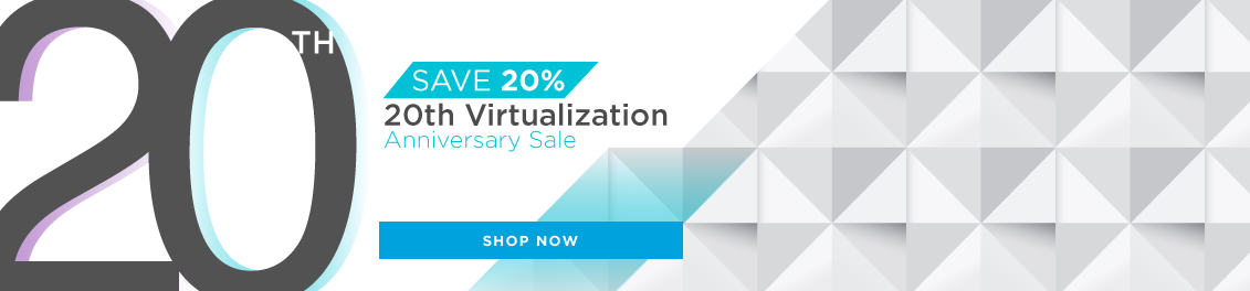 Virtualization Sale