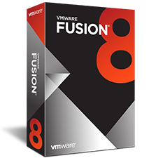 VMware Fusion 8 (for Mac OS X), ESD